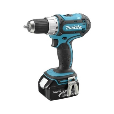 Makita accuboormachine BDF452RFX 18V 3,0Ah Li-ion
