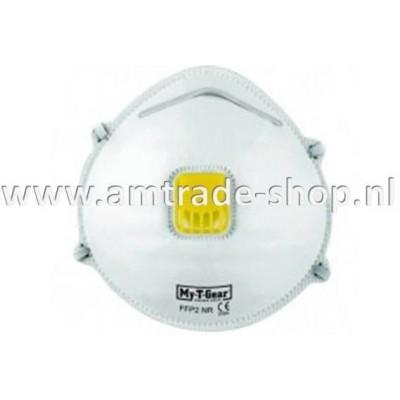 Stofmasker 312 FFP2V per 10 stuks