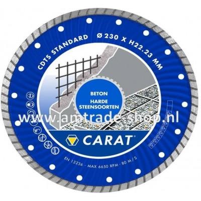 CARAT TURBO STANDAARD - CDTS Ø115mm