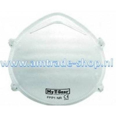 Stofmasker 301 FFP1 per 20 stuks