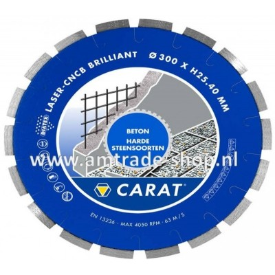 CARAT LASER BETON BRILLIANT - CNCB Ø450mm