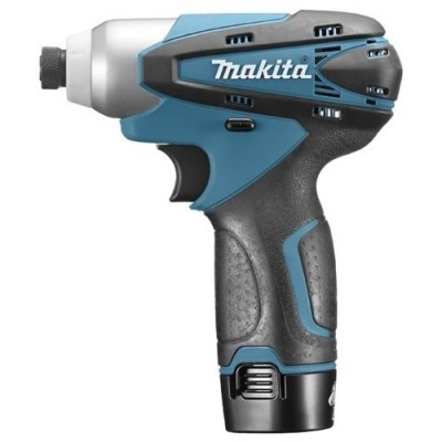 Makita accuboormachine TD090DWE 10,8V 1,3Ah Li-ion