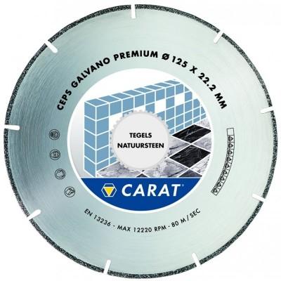CARAT GALVANO PREMIUM - CEPS Ø125mm