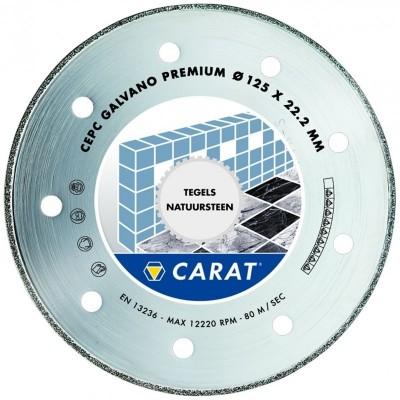 CARAT GALVANO PREMIUM - CEPC Ø125mm