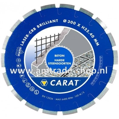 CARAT LASER BETON BRILLIANT - CRB Ø350mm