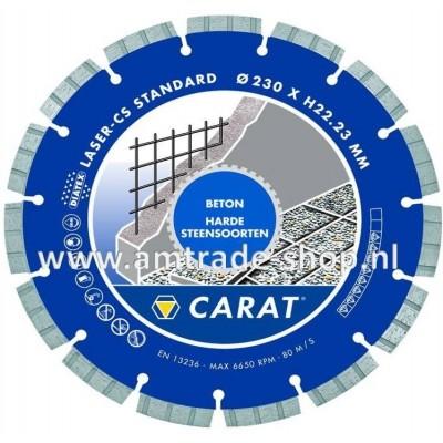 CARAT LASER BETON STANDAARD - CS Ø140mm