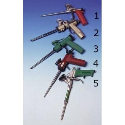 Purpistool diverse uitvoeringen