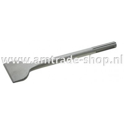 SDS-Max spade beitel L 300mm B 80mm