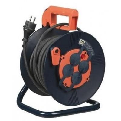 Kabelhaspel XPD 40m Schuko H07RN-F 3x1,5mm²