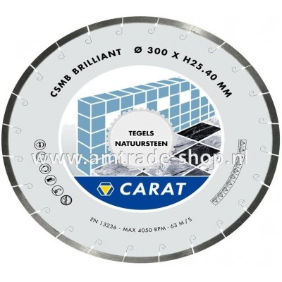 CARAT TEGELS BRILLIANT - CSMB Ø300mm