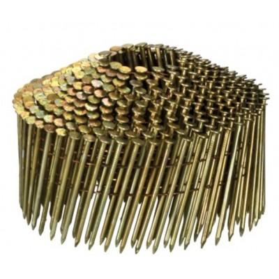 Trommelspijker glad blank 2,1 x 38mm SC17APBV doos a 15.750