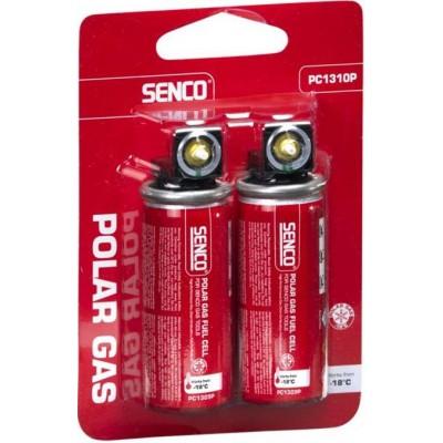 Senco Premium gaspatroon 18 gram PC1310P blister a 2 stuks