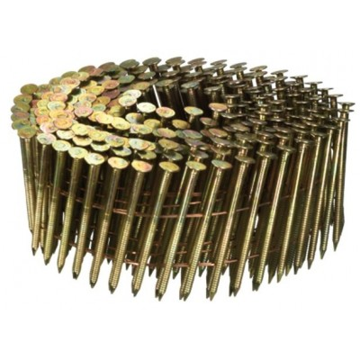 Trommelspijker ring blank 2,5 x 55mm BL22APBF doos a 7.425