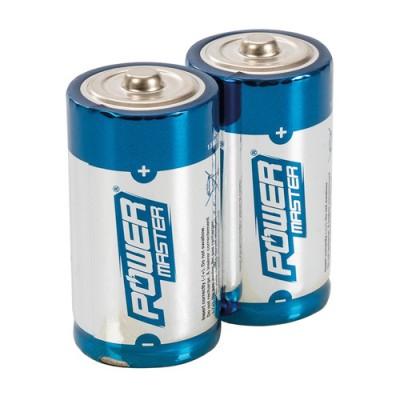 C super alkaline batterij LR14, 2 pk